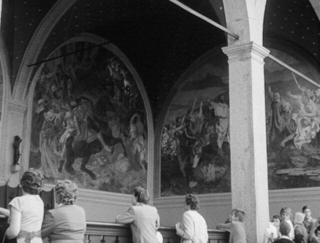 Pittura: Esposizione Stückelberg a Altdorf (0836-4)