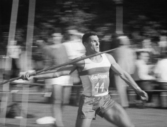 Atletica: I campionati svizzeri di pentatlon a Baden (0837-4)