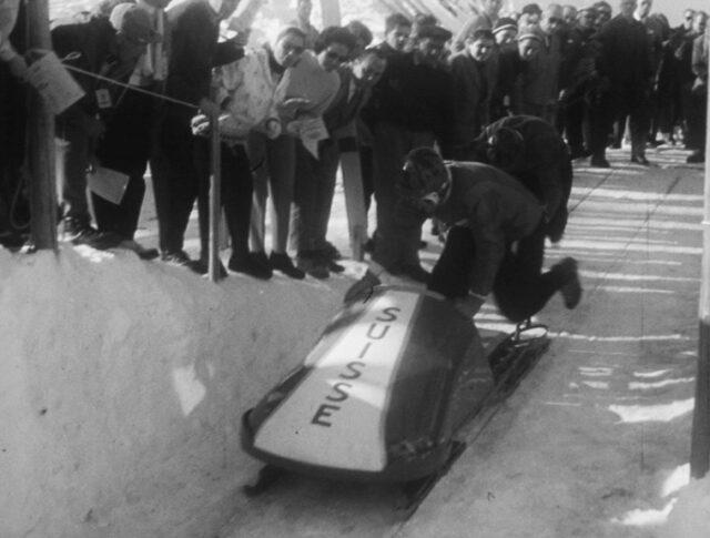 Campionati mondiali di bob a due a St Moritz (0856-6)