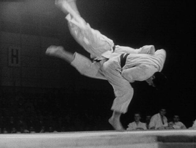 Lo sport: Dimostrazione di Judo. (0911-5)