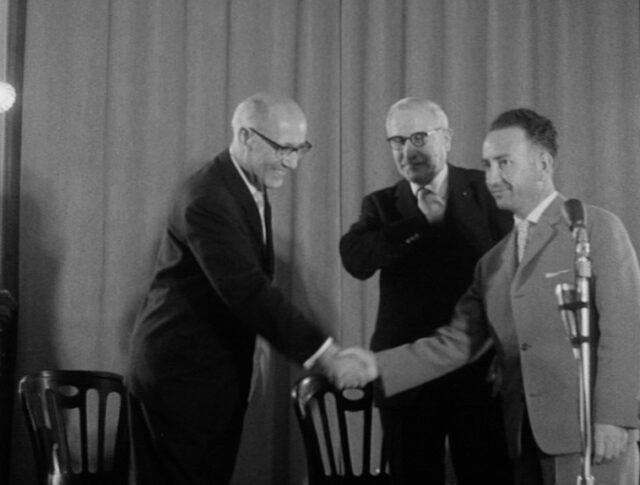 I premi internazionali di letteratura Charles Veillon. (0921-1)