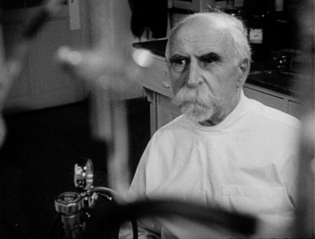 Il centenario del Dr. Goudron (1042-1)
