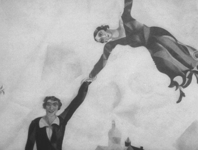 Gli ottant'anni di Chagall (1263-2)