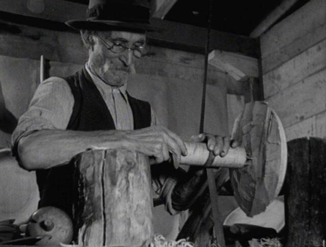 Locarno: Travail artisanal au Tessin (0010-3)
