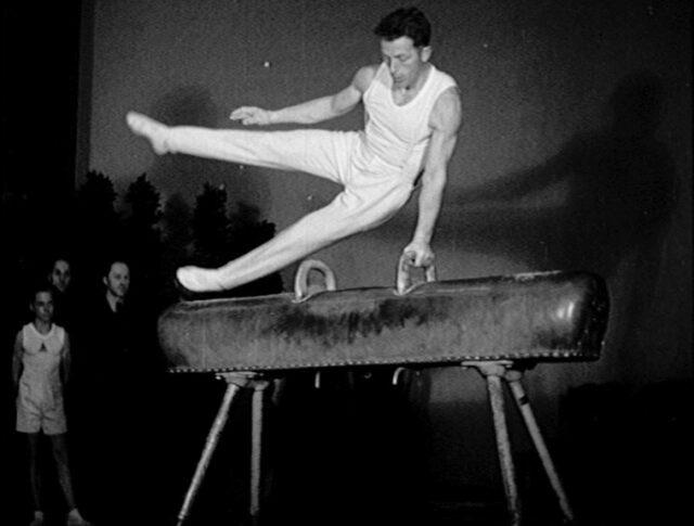 Bâle: Championnat suisse de gymnastique artistique (0027-1)