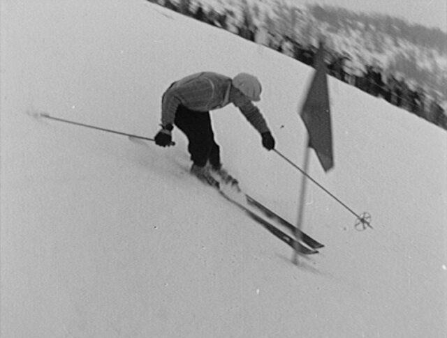 St-Moritz: Championnats de suisse de ski (0030-2)