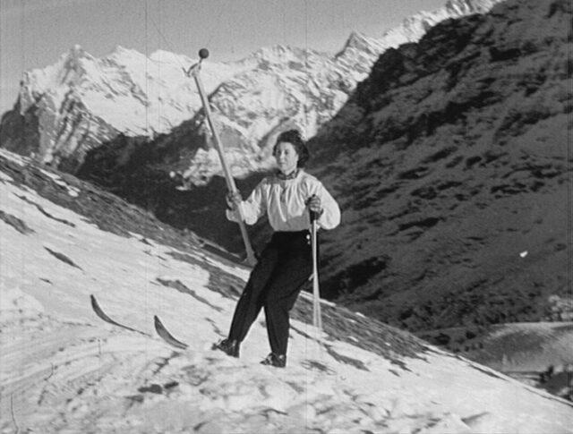 Jungfrau: Skilift (0077-5)