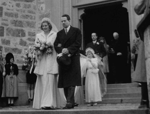Vaduz: Mariage du Prince de Liechtenstein (0135-1)