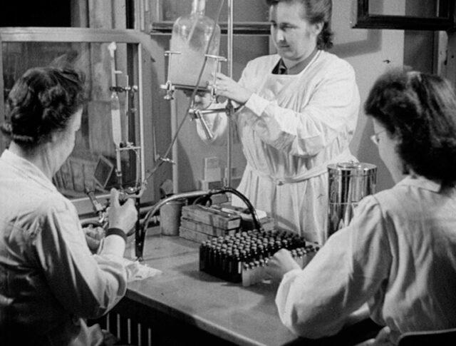 Le vaccin contre le choléra (0317-2)