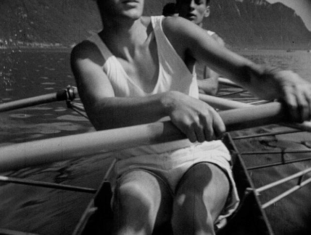 Jeunes espoirs de l'aviron (0344-5)