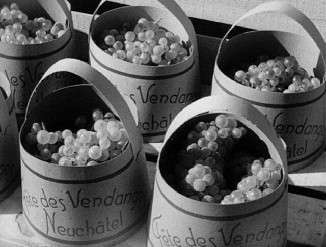 Neuchâtel: La Fête des Vendanges (0355-3)