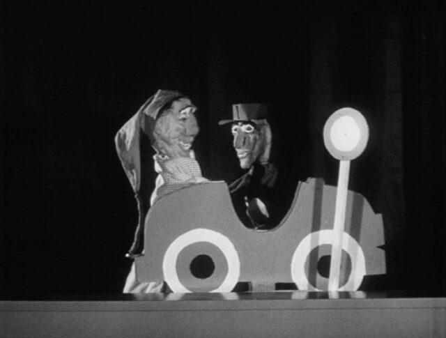 Guignol chauffeur (0675-3)