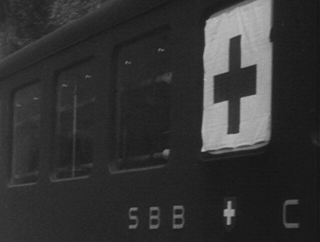 Un train sanitaire improvisé (0770-3)