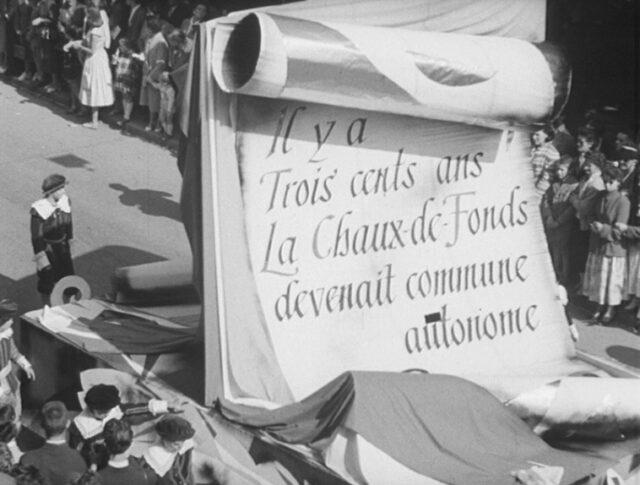 La Chaux-de-Fonds: Fête du tricentenaire (0784-1)