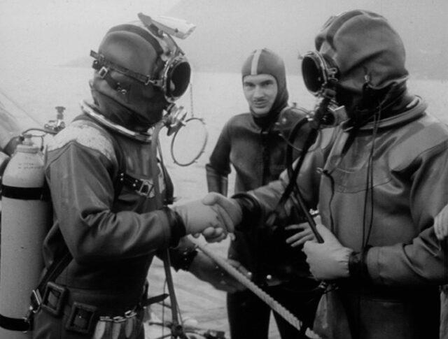 Le nouveau record de plongée de Hannes Keller (0975-3)