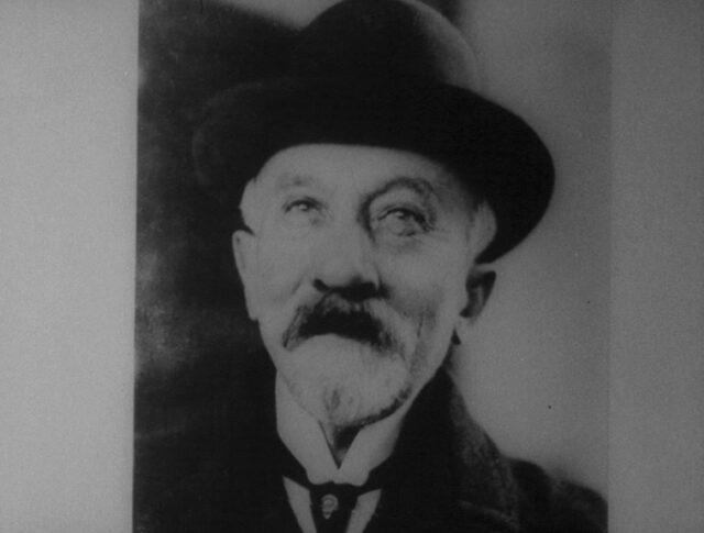 Un pionnier du cinéma (1062-4)