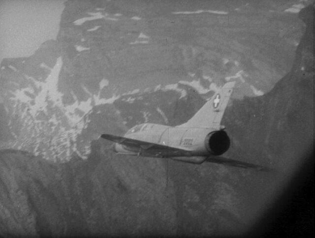 Cinquantenaire de l'aviation militaire suisse (1122-5)