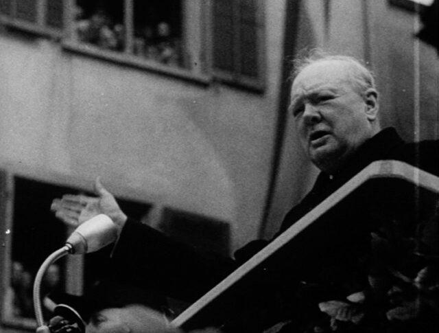 A la mémoire de Winston Churchill (1149-1)
