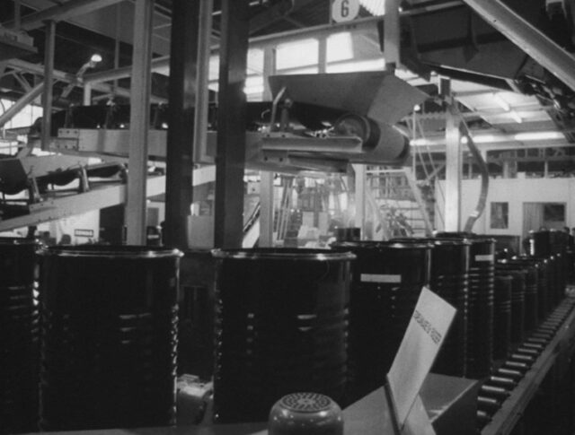L'automatisation se développe (1201-1)