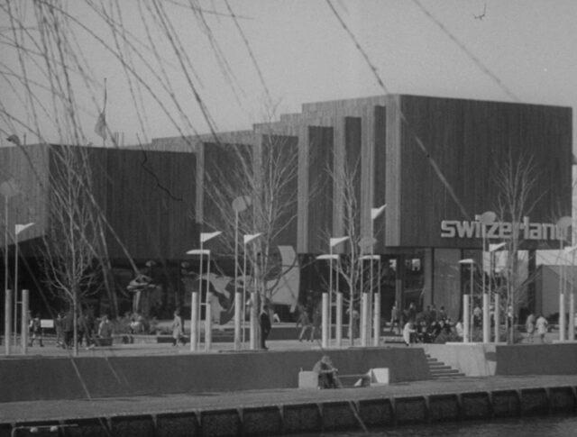 NUMERO SPECIAL. Rétrospective: la Suisse en 1967 (1292-1)