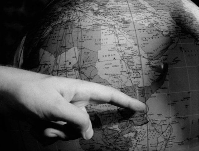 Une liaison directe avec l'Afrique orientale (1311-2)