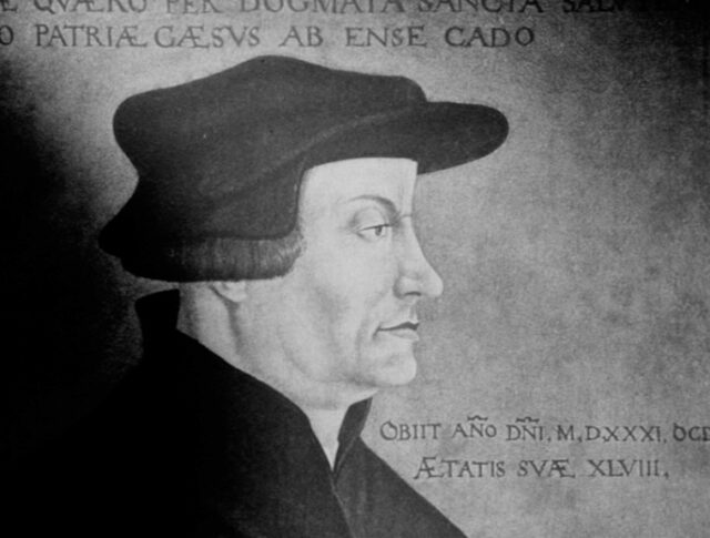 La réformation zurichoise a 450 ans (1346-1)