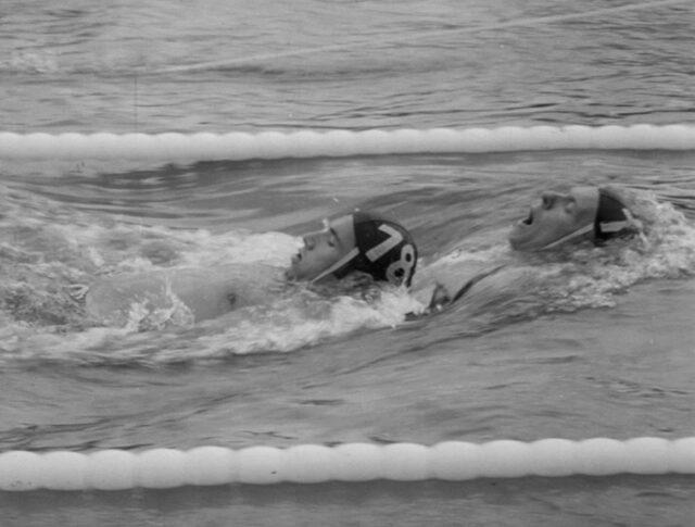 Le sauvetage devient un sport populaire (1373-4)