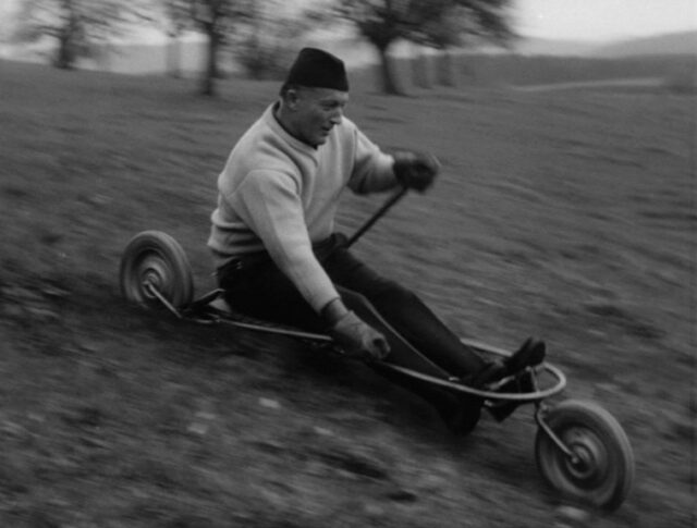 Tricycle pour élèves-pilotes (1434-3)