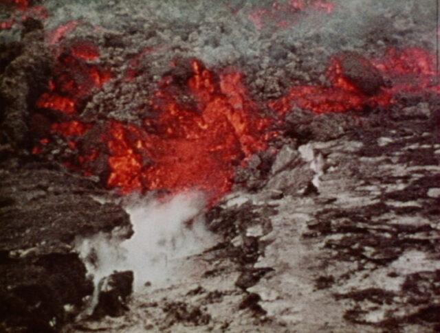 La dernière éruption de l'Etna (1471-4)