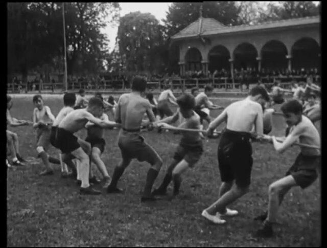 Genf – Turn- und Sporttag der Schuljugend (0047-3)