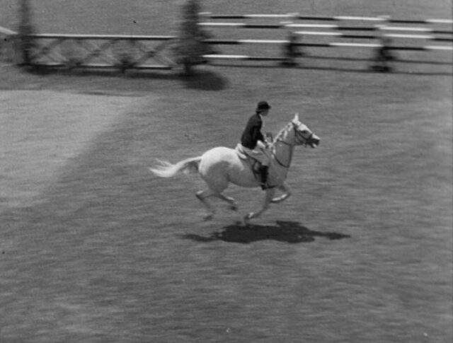 Thun – Pferderennen – (0050-4)