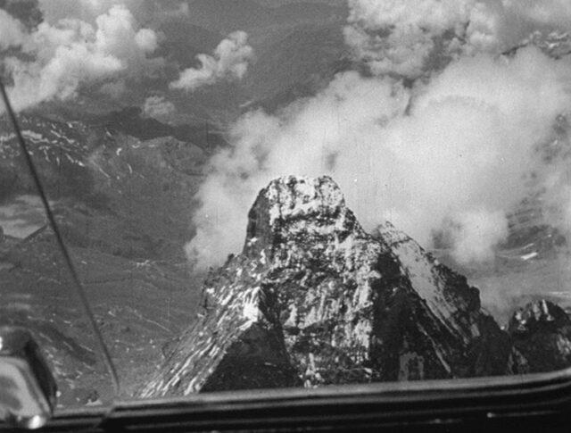 Swissair-Alpenflüge (0304-5)