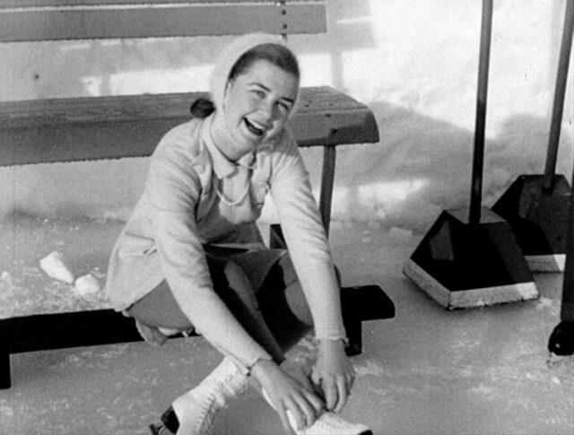 Von den Olympischen Winterspielen (0323-5)