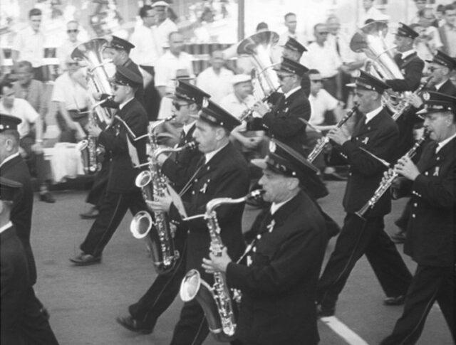 Eidgenössisches Musikfest in Zürich (0779-4)