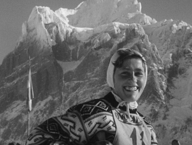 Internationale Damen-Skirennen in Grindelwald (0803-3)