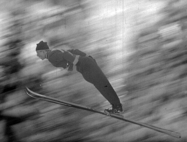 Skispringen (0850-3)