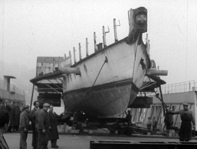 Schiffahrt auf dem festen Land (0851-2)