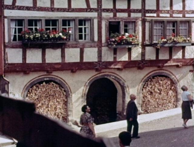 Farbfilm: Zur Rettung des Städtchens Werdenberg (0933-3)