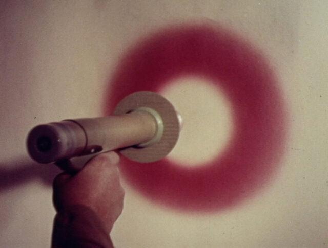 Farbenfilm: Farbspritzen - eine Zauberei (0949-1)