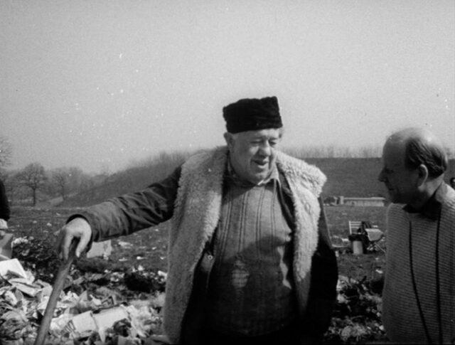 Michel Simon filmt in der Schweiz (0964-3)