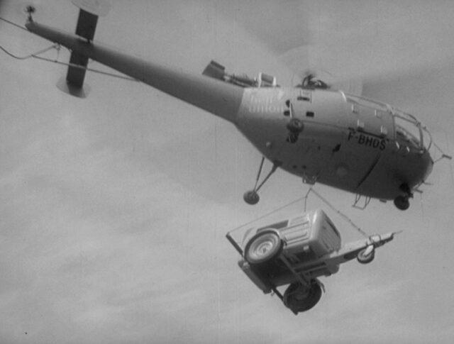 Nur mit Helikopter möglich (1067-6)