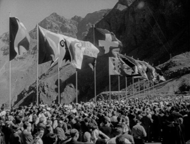 25 JAHRE ZEITGESCHICHTE Eine Sonderausgabe zum 25-jährigen Bestehen der Schweizer Filmwochenschau (1188-1)