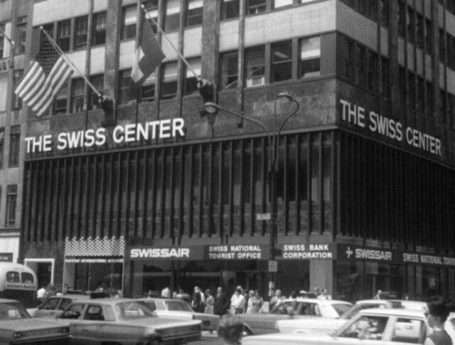 Das Swiss Center in New York (1220-1)