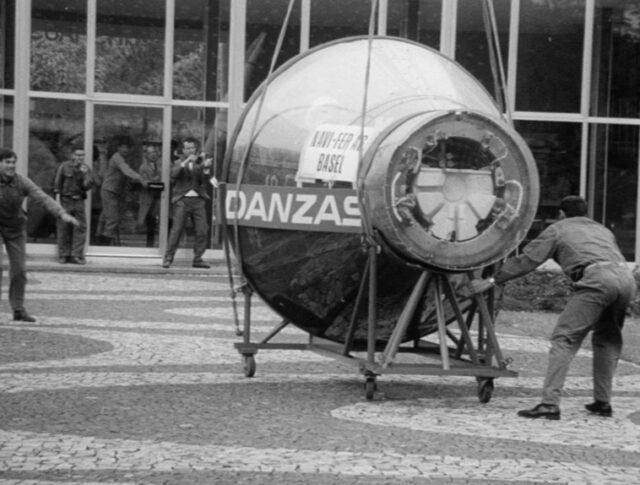 Weltraumtechnik und die Schweiz (1314-1)