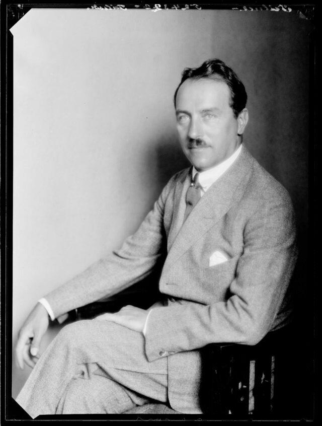 Porträt Herr Feilner