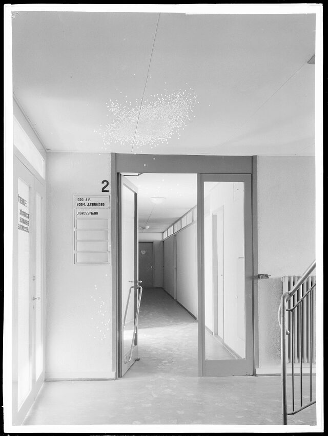 Zett-Haus, Stauffacher