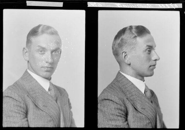 Porträt Herr Andermatt