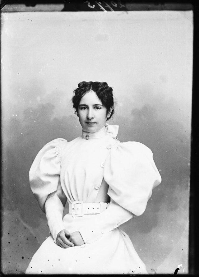 Swaine, Alice Laurence von (1882-?)