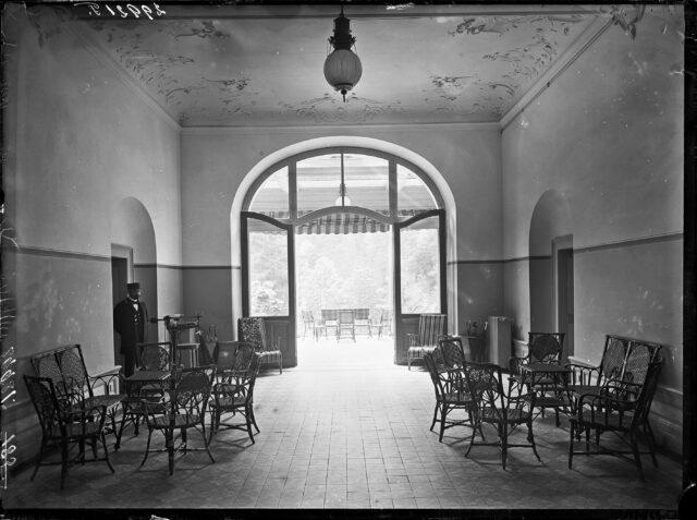 Weissenburg; Därstetten -- Interieur