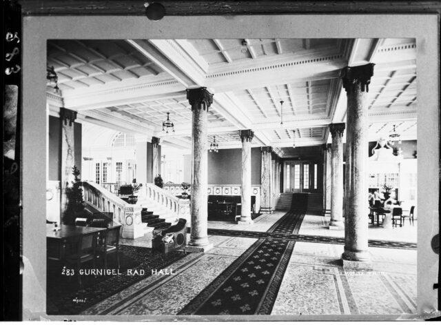 Gurnigelbad; Riggisberg -- Interieur